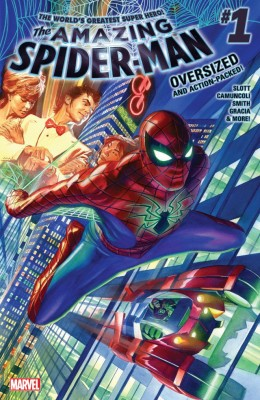 Amazing Spider-Man 001