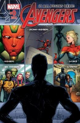 Avengers 000