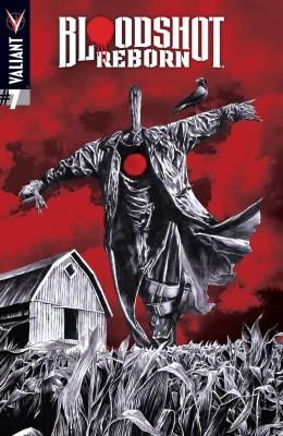 Bloodshot Reborn #7 (Suayan Cover