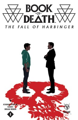 Book of Death The Fall of Harbinger #1