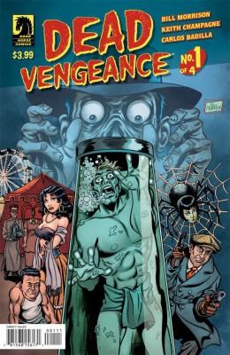 DEAD VENGEANCE #001