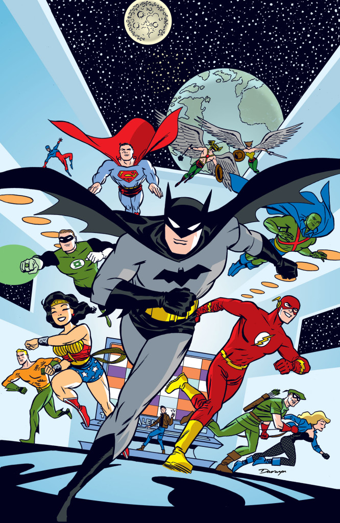 Graphic Ink - The DC Comics Art of Darwyn Cooke