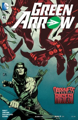 Green Arrow 045