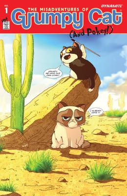Grumpy Cat 001