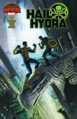 Hail Hydra 002