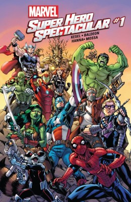 Marvel Super Hero Spectacular 001