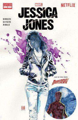 Marvel's Jessica Jones 001