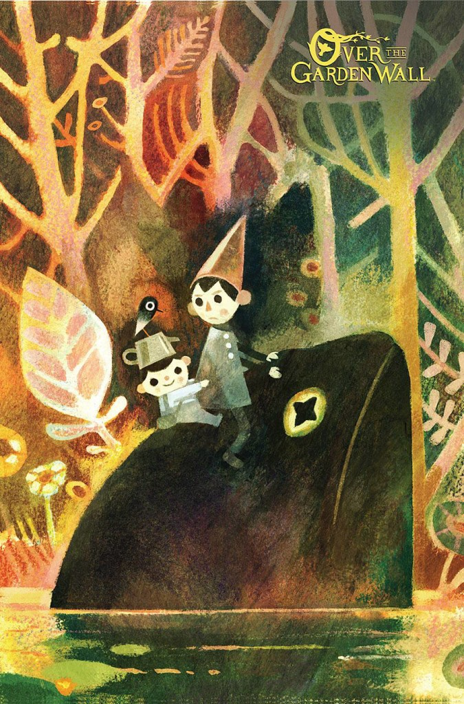 OVER THE GARDEN WALL #3 20 COPY INCV FORSYTHE VAR