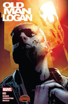 Old Man Logan 001