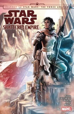 Star Wars - Shattered Empire 002