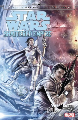 Star Wars - Shattered Empire 003