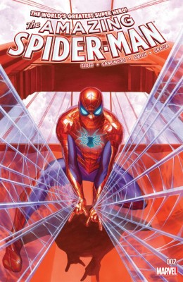 The Amazing Spider-Man 002