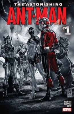 The Astonishing Ant-Man 001