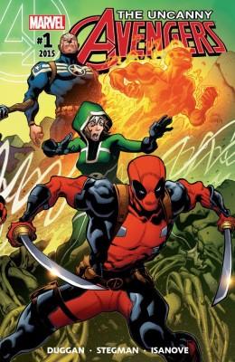 Uncanny Avengers 001