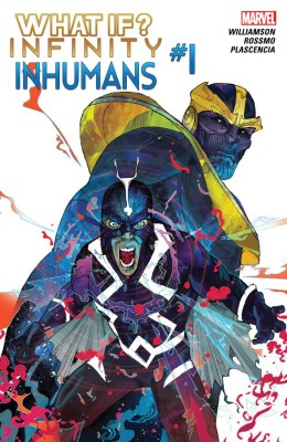 What If? Infinity - Inhumans 001