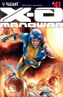 X O Manowar #41