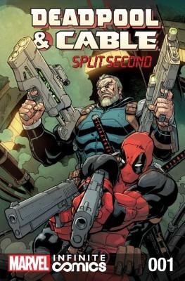 Deadpool & Cable - Split Secon 001
