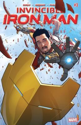 Invincible Iron Man 003