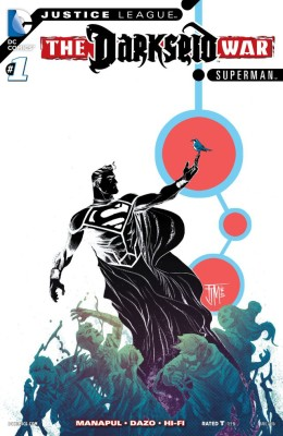 Justice League Darkseid War Superman 001