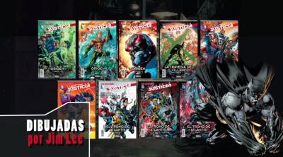 Liga de la Justicia de Unlimited Cómics