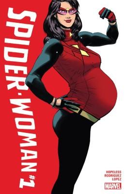Spider-Woman 001