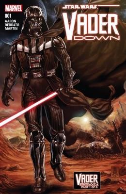 Star Wars - Vader Down 001