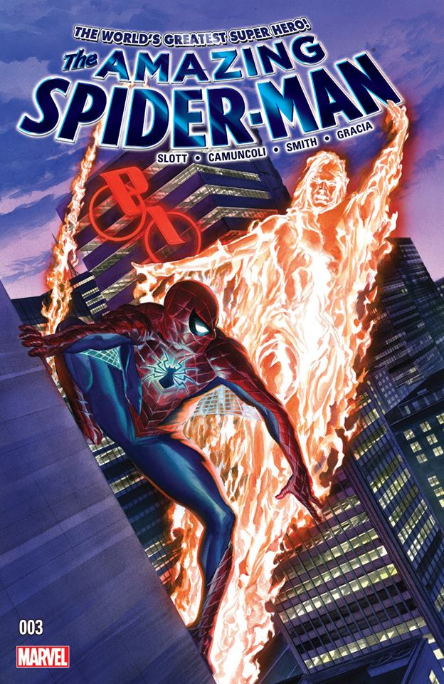 The Amazing Spider-Man #003
