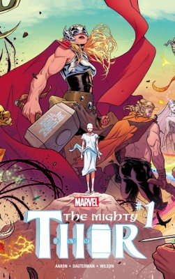 The Mighty Thor 001