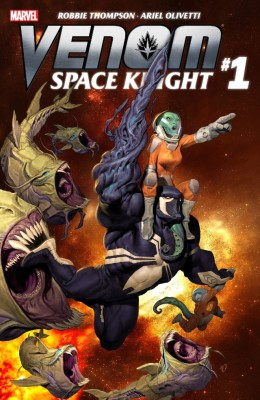 Venom - Space Knight 001