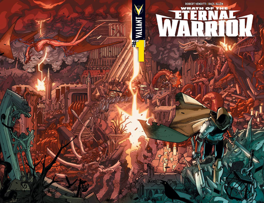 Wrath of the Eternal Warrior 001