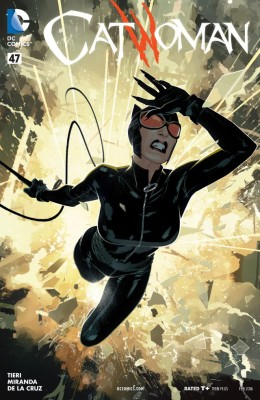 Catwoman 047