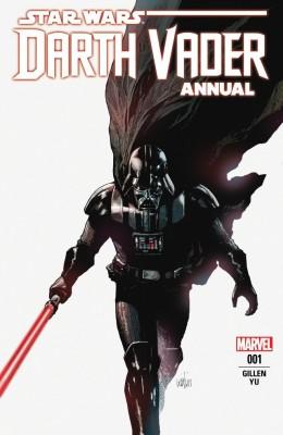 Darth Vader Annual #001