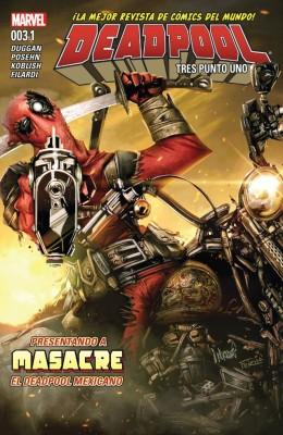 Deadpool #003.1 Tres Punto Uno
