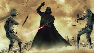 Ghost Prison - Vader1
