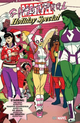 Gwenpool Special 001