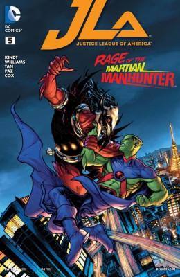 Justice League of America 005