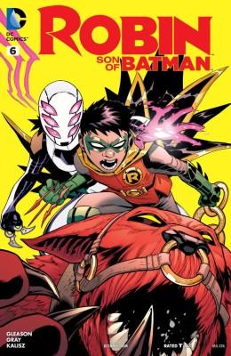 Robin Son of Batman 006
