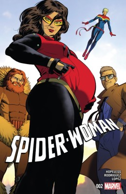 Spider-Woman 002