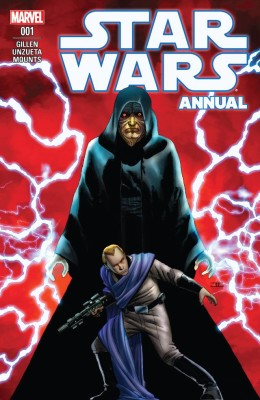 Star Wars Annual 001