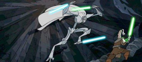 Star Wars Clone Wars Grievous