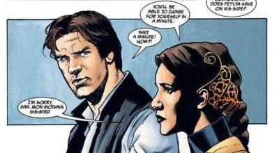 Star Wars Dodson Han Leia Thrawn