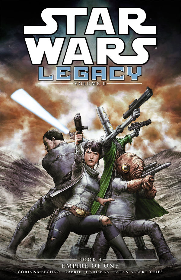 Star Wars Legacy Volume 4 Empire of One