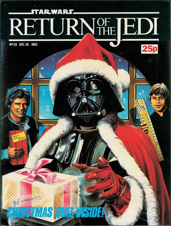 Star Wars Return of the Jedi Weekly #28 (Marvel UK) Vov wakelin