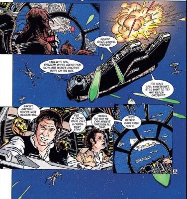 Star Wars Thrawn Last Command 2