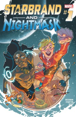 Starbrand and Nightmask #001