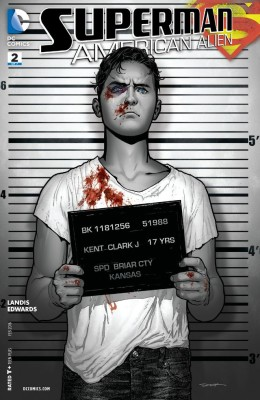 Superman American Alien 002