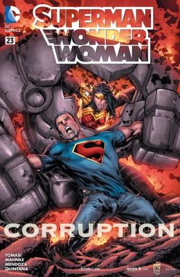 Superman Wonder Woman 023