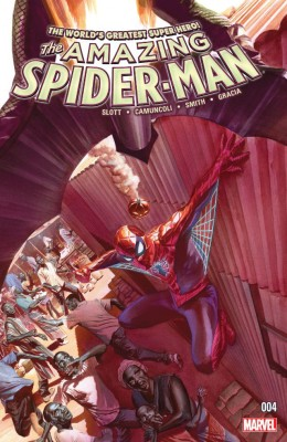 The Amazing Spider-Man 004
