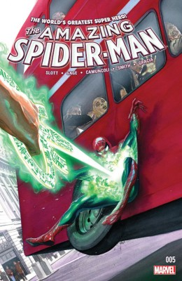 The Amazing Spider-Man 005
