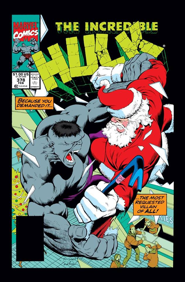 The Incredible Hulk #378
